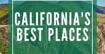 California's Best Places / A collaborative board to aggregate California's best places for everyone to see.