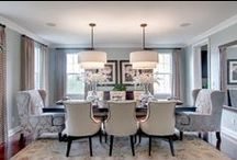 DECOR | DINING ROOMS