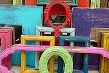 Just frame it! / Frames / by Elysia Lebedoff