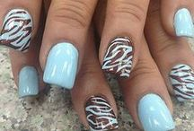 Nails / by Mitzie Hotard