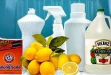 Healthy Cleaning / DIY natural cleaning products