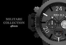 Back to Black /  Our favorite collection of black watches.