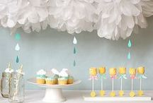 Baby Showers/Gender Reveal / by Brett Schmidt