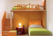 FOR THE HOME: Kids Room Ideas / Kids Room Decor Ideas / by Elysia Lebedoff