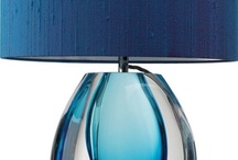 """Blue Glass Lamps / """"Blue Glass Lamps"""" """"Blue Glass Lamp"""" """"Blue Glass Table Lamps"""" By InStyle-Decor.com Hollywood, Over 5,000 Inspirations Now On line, Luxury Furniture, Wall Mirrors, Lighting, Decorative Objects, Accessories & Accents. Professional Interior Design Solutions For Interior Architects, Interior Specifiers, Interior Designers, Interior Decorators, Hospitality, Commercial, Maritime & Residential Projects. Locations: Beverly Hills New York & London Worldwide Shipping Enjoy"""