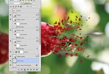 Graphic Design tutorials / Photoshop, Illustrator, InDesign, photo manipulation, illustration, drawing