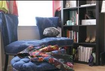 My Space / Decorating Small Spaces
