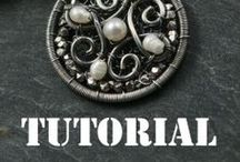 DIY Jewelry - Wire Wrapping