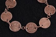 Jewelry - Pennies and Change