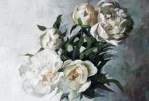 Florals / Oil paintings and other creative art mediums portraying beautiful representations of flora.