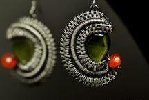 Jewelry - Wirework / by Unkamensupplies