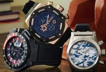 As Seen In / Publications featuring the various collections from Brera Orologi.