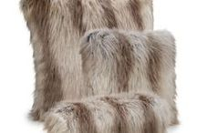 """Fur Pillows / """"Fur Pillows"""" Fur Pillow Ideas, By InStyle-Decor.com Over 3,500 Inspirations Now Online, Designer Furniture, Wall Mirrors, Lighting, Decorative Objects, Accessories & Accents. Professional Interior Design Solutions For Interior Architects, Interior Specifiers, Interior Designers, Interior Decorators, Hospitality, Commercial, Maritime & Residential Projects. Locations: Beverly Hills New York & London Global Inquiries Welcome Enjoy"""