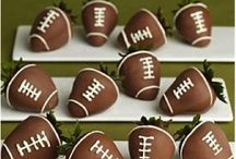 Super Bowl Party Ideas / It's that time of the year already -- Super Bowl! No better place to plan your party than on Pinterest!