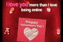 Valentine's Day Fun / Fun ideas, crafts, food/drinks for Valentine's Day