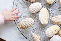 SWEET! / French Madeleine's and tarts are our signature desserts.