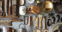 COOK'S TOOLS & PROVISIONS / We work with cook's tools that are as beautiful as they are useful at The Cook's Atelier.  We enjoy curating a collection of practical, well-made classic French and European professional-style kitchen tools for the passionate cook.  https://www.thecooksatelier.com/kitchen