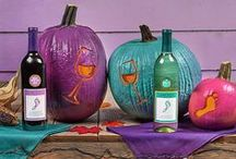 Happy HalloWine / Happy Halloween from Barefoot Wine & Bubbly! Here you'll find Halloween drink recipes, snacks and treats (and maybe a few tricks, too).