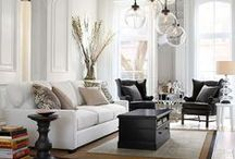 Living Room / Ideas for living room decor and furnishings