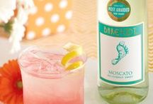 National Moscato Day / National Moscato Day is May 9th! Celebrate with food and drink recipes featuring Barefoot Moscato.