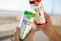 Wine in a Can / Your favorite red and white Barefoot Wine spritzers, refreshed in a can.