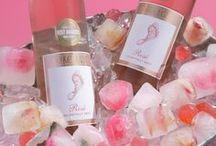Barefoot Rosé / Crush on blush! Pop a bottle of Barefoot Rosé or Barefoot Rosé Spritzer for any celebration, any season.