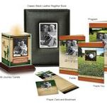 Golfer Funeral Inspiration / Want to honor the golfer in your life? Here are a few funeral stationery themes to give you inspiration.
