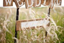 •• The Wedding •• / by Bethany Washington