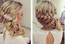 •• The Hair & Beauty •• / by Bethany Washington