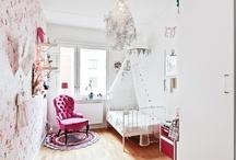 Evie's bedroom