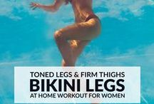 Workouts / Be strong / by Kassi Killian