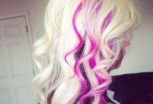 hair nails:) / by LaToya Pryor