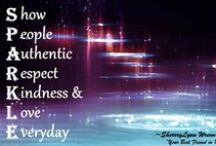 """SPARKLE by SherryLynn """"Your Best Friend in Passion"""" / Find inspiration in my SPARKLE~ Showing People Authentic Respect Kindness & Love Everyday!"""