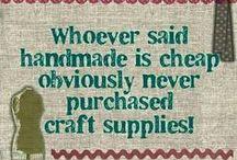 Crafty must dos... / by Krysti Wright