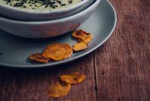 soups / by Linda Ashworth