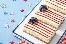 Stars & Stripes || Food / by Ronald Reagan