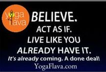 Yoga Flava / http://www.yogaflava.com Not just YOGA, also the FLAVA of life!