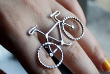 Shaunelle. Bicicletta / I love cycling.