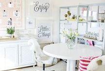 Craft Room/Office / by Tamara Williams