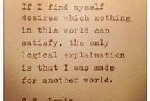 Famous Words / by Kassi Killian