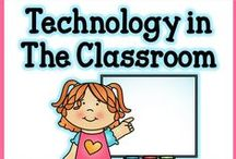 Technology in the Classroom / My favorite ways to use Technology in the classroom!