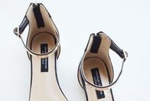 Ankle Strap Shoes / by Kassi Killian