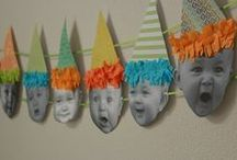 Party Ideas / Party Ideas and tutorials to throw the best themed parties.  Party Favors, Decorations, Recipes, Party Games / by The Crafty Blog Stalker