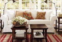 living rooms / by Linda Ashworth