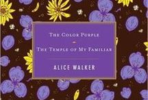 The Colour Purple / Purple is a very special colour and so many shades. Where to start or end?
