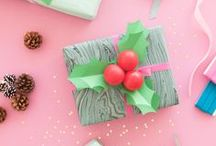 Christmas Crafts / Christmas crafts, festive projects and decor ideas.