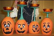 this is halloween / Tricks and treats! / by Meggan Hinson
