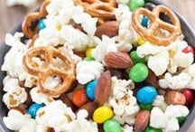 - Snacky Foods -