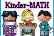 Kinder-Math / This is a common place to share your FAVORITE Math ideas for Kindergarten! Feel free to share paid products but keep it to a 2 Paid per 1 Free item/idea per day! To join this board, simply follow my profile and comment on any of my pins! Happy Kinder-Math Pinning! :)