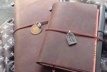Midori & Fauxdori Traveler's Notebooks